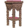Folk art furniture