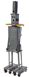 Erector set robot
