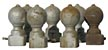 Cast iron finials