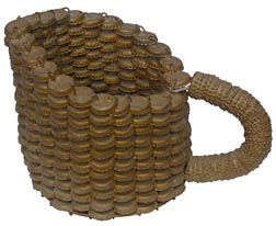 Bottle cap pitcher