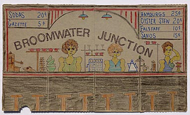 Broomwater Junction by Lewis Smith