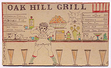 Oak Hill Grill by Lewis Smith
